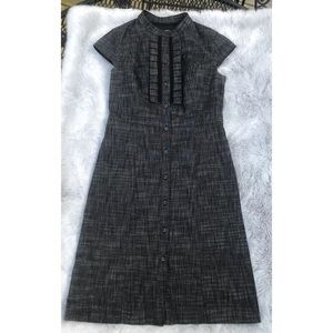 Merona Collection Button Up Dress